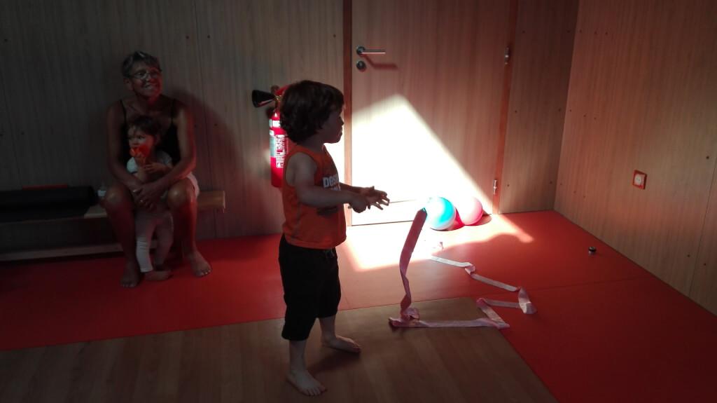 15- Goûter Gym enfants juin 2018