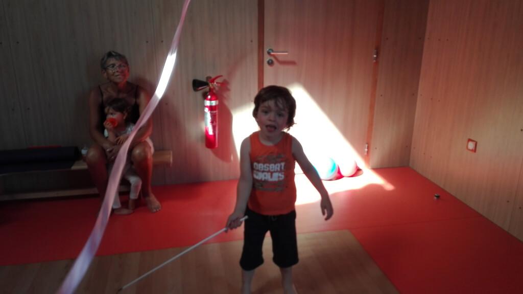 16- Goûter Gym enfants juin 2018