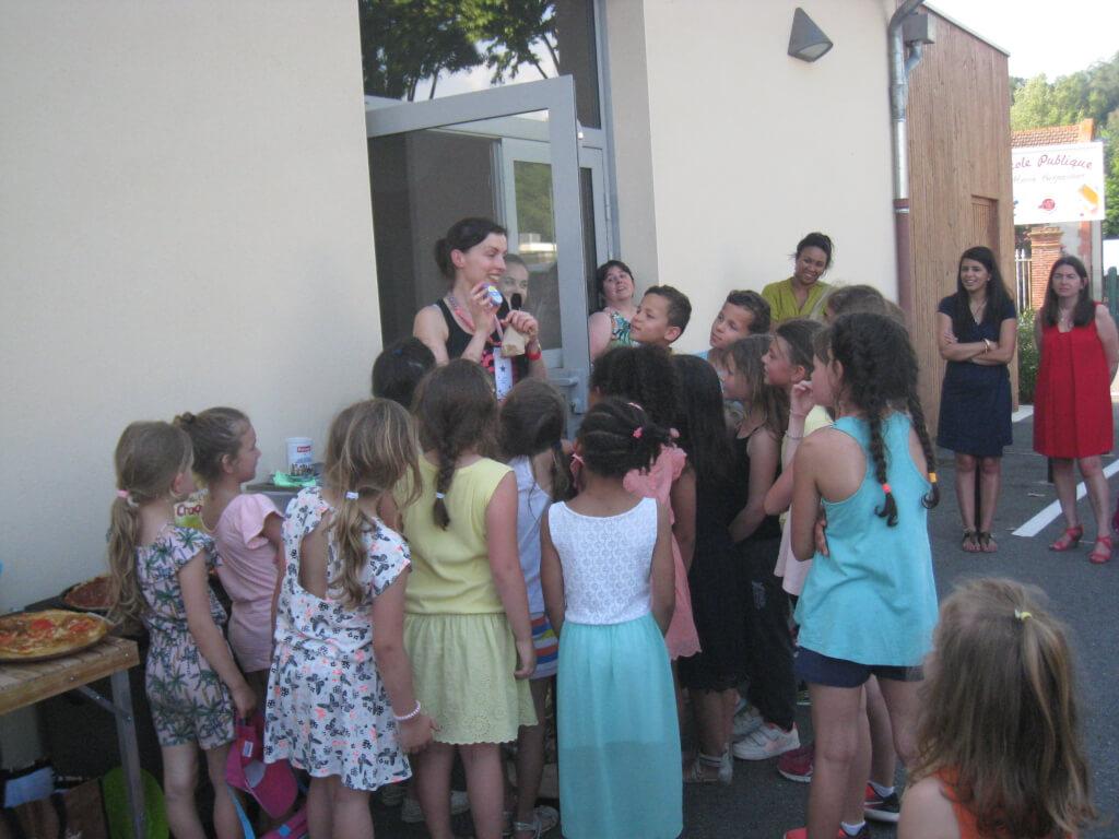 18-Auberge espagnole Départ Christel juin 2018