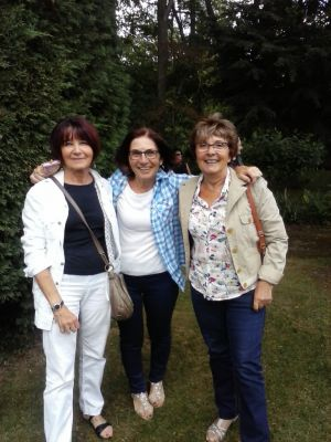 06-2017 Repas au paradis du pape, Gym senior 007