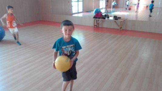 05- Goûter Gym enfants juin 2018
