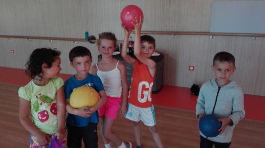06- Goûter Gym enfants juin 2018