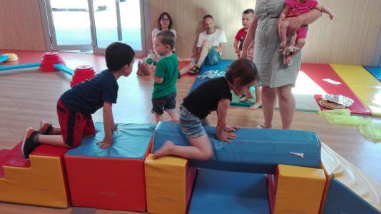 10- Goûter Gym enfants juin 2018