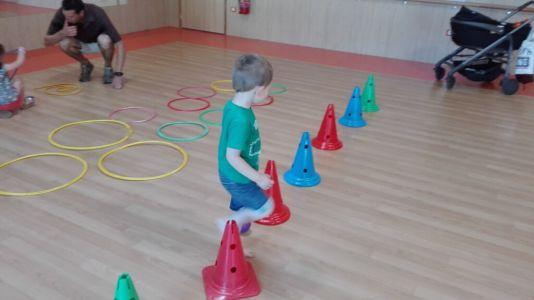 17- Goûter Gym enfants juin 2018