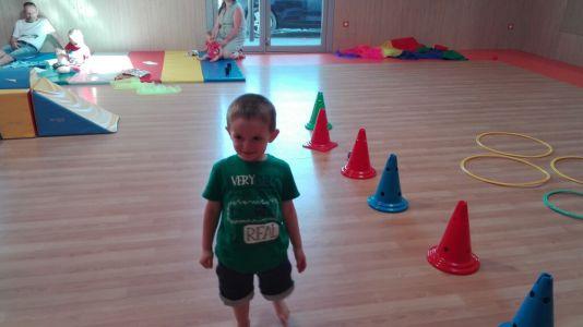 18- Goûter Gym enfants juin 2018