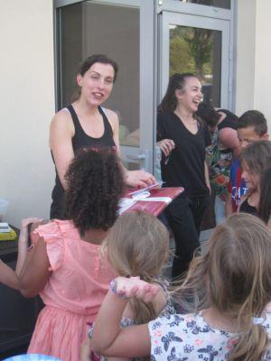 01-Auberge espagnole Départ Christel juin 2018