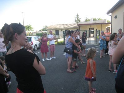 14-Auberge espagnole Départ Christel juin 2018