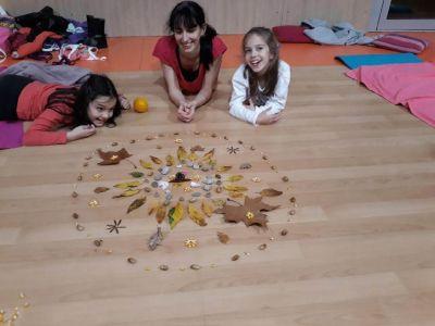 Mandala automne 06