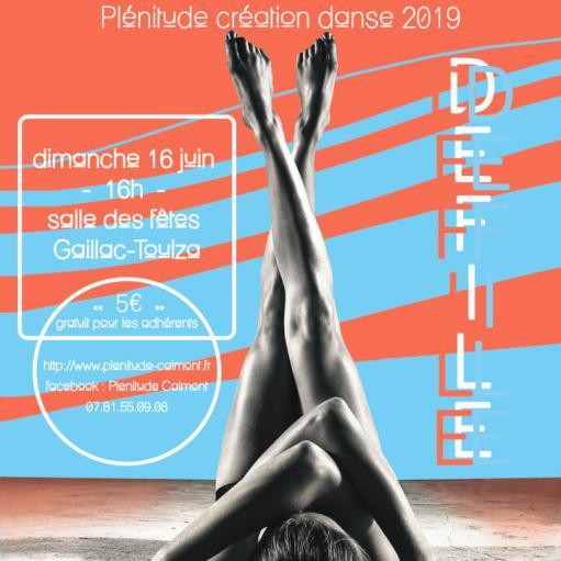Affiche 2019-06-16 Spectacle danse